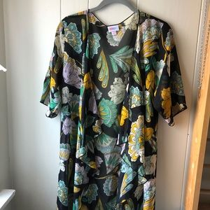 LuLaRoe Shirley Kimono Cover Up